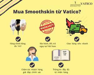 Lợi ích sở hữu máy triệt lông toàn thân tại Vatico
